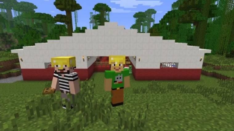 Minecraft - építs kórházat, ments meg több száz életet bevezetőkép