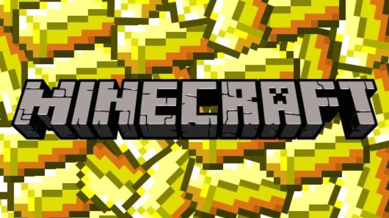 Amikor a Minecraft 2 Excelben fut bevezetőkép