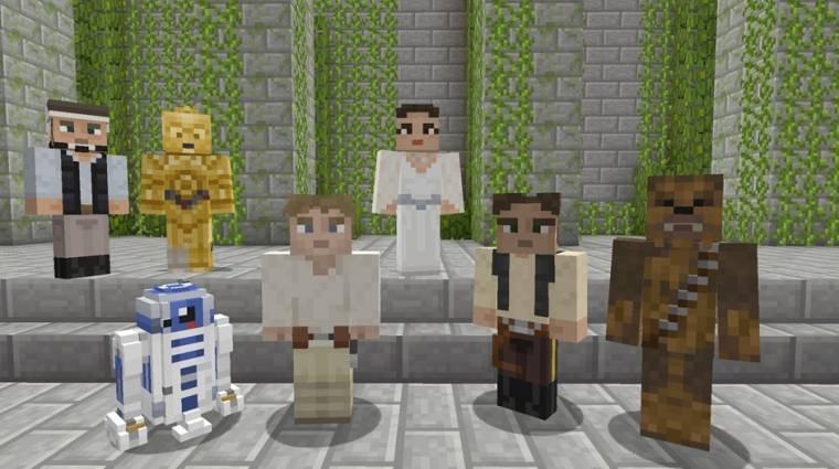 Minecraft - így lehet majd nevet változtatni bevezetőkép