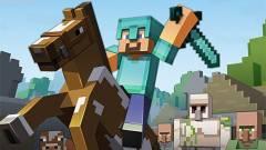 Minecraft - a Mojang reagált az erőszak miatti betiltásra kép