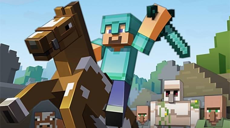 Minecraft - a Mojang reagált az erőszak miatti betiltásra bevezetőkép