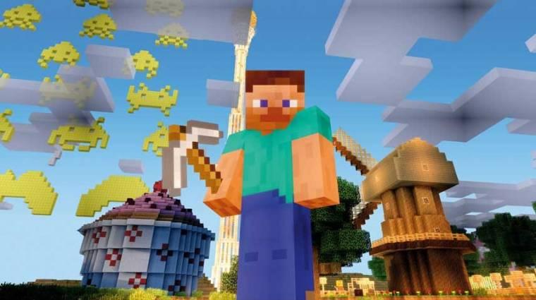 Minecraft film - nem csak gyerekeknek szól majd bevezetőkép