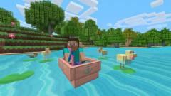 Minecraft - a szuperszivacs egy egész óceánt képes magába szívni kép