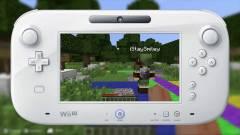 Wii U-ra is megjelenik a Minecraft? kép