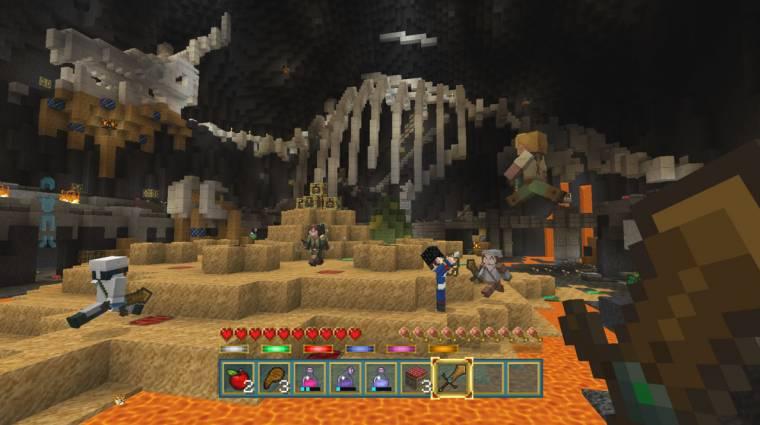 A Microsoft azért nem csinál Minecraft 2-t, mert a közönségnek nem kell bevezetőkép