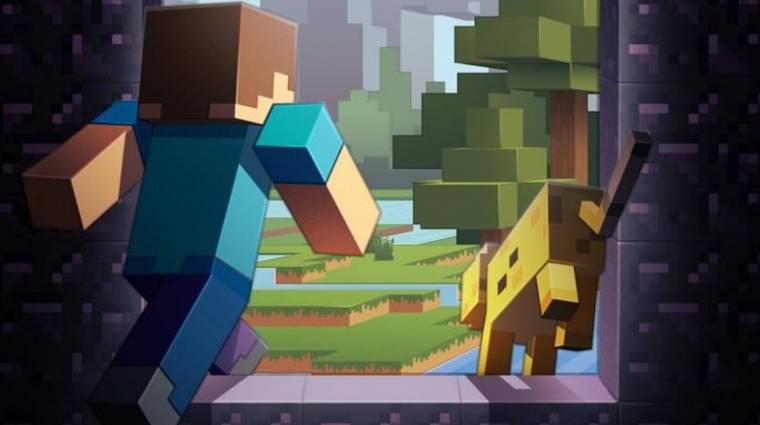 A Minecrafttal már kémiát is tanulhatunk bevezetőkép