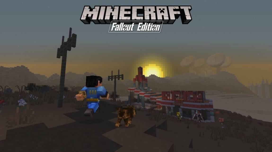 Minecraft - Fallout témájú tartalom készül bevezetőkép