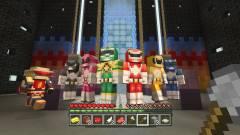 Minecraft - új minijáték és Power Rangerek érkeztek kép
