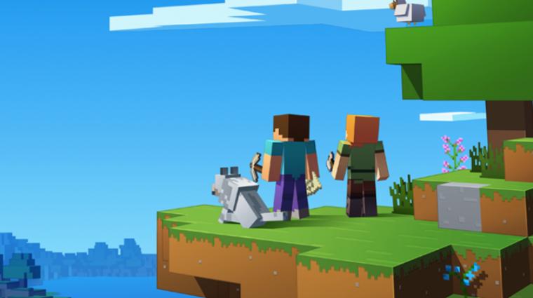 Holnaptól a PS4-es Minecraft játékosok számára is kinyílik a világ bevezetőkép