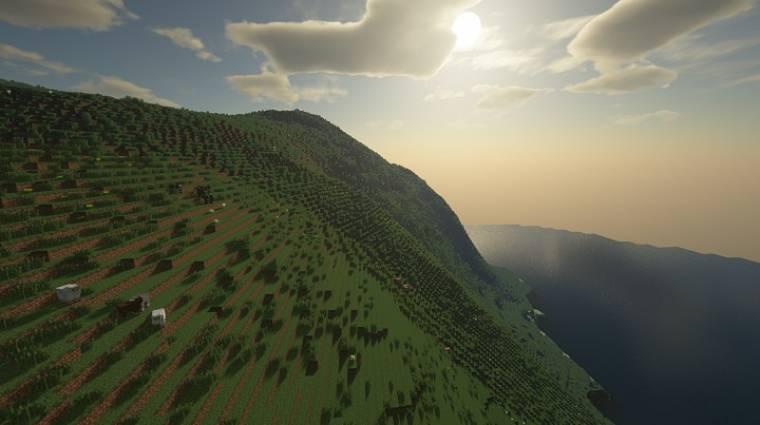 Ez a világ legnagyobb Minecraft projektje: elkészítik az egész Föld méretarányos mását bevezetőkép