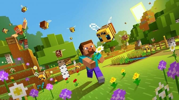 Hamarosan egy fokkal bonyolultabb lesz belépni a Minecraftba bevezetőkép