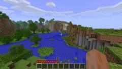 Megtalálták a Minecraft főmenüjének világát kép