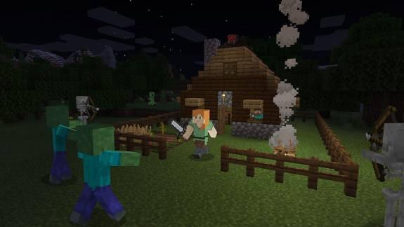 A Minecraftnak immár 600 millió játékosa van, ennek több mint fele ráadásul egyetlen országból kép