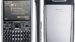 A C6 után a Nokia E72 is frissült kép