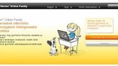 Norton Online Family - Védjük családunkat az interneten is! kép