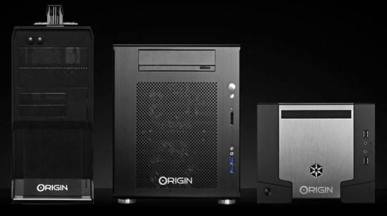 Chronos: erős mini PC az Origin PC-től kép