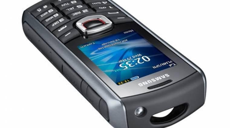 Újabb strapabíró telefon a Samsungtól kép