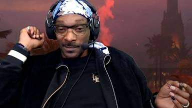 Snoop Dogg majdnem egy hétig lenémítva streamelt, és fogalma sem volt róla kép