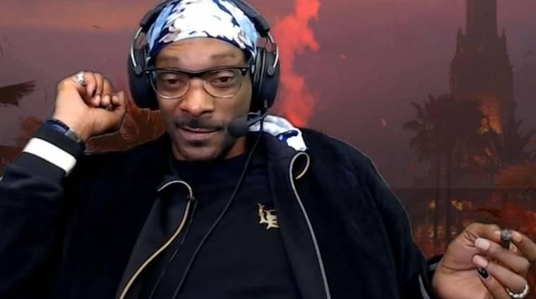 Snoop Dogg majdnem egy hétig lenémítva streamelt, és fogalma sem volt róla bevezetőkép