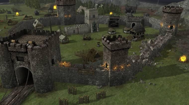 Stronghold 3: Gold Edition május végén! bevezetőkép