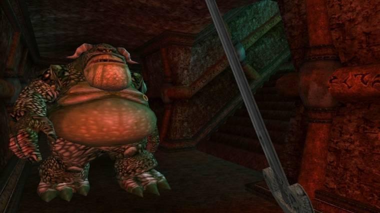Érdekes trükk garantálta, hogy a Morrowind Xboxon is futhasson bevezetőkép