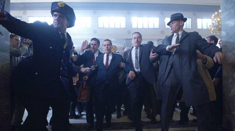 A The Irishman lesz Martin Scorsese leghosszabb alkotása kép