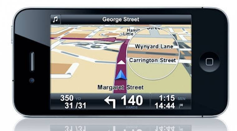 TomTom for iPhone 1.5
