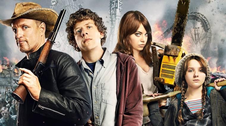 Zombieland 2 - íme az első plakát, kiderült a cím is kép