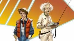 Back to the Future - Outatime trailer kép