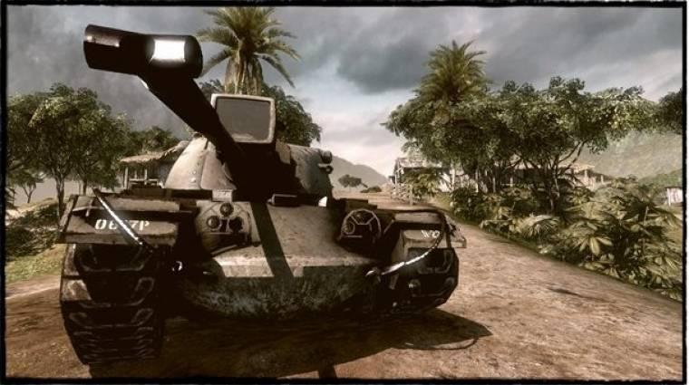 Bad Company 2: Vietnam - Fejlesztői chat és tiszta játékmenet trailer bevezetőkép