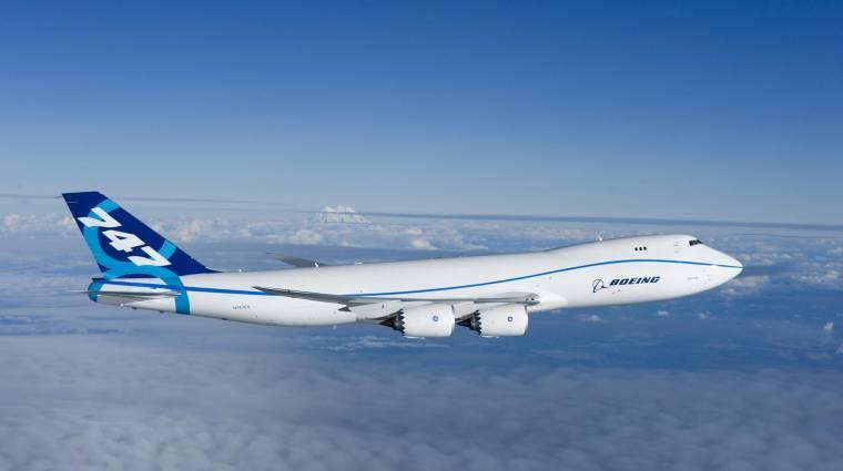 Leáll a Boeing 747-es jumbo jet gyártása kép
