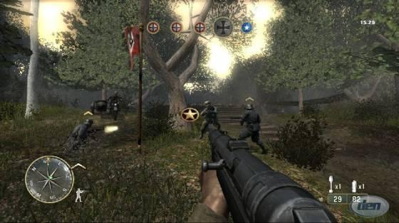 Call of Duty 3 infódoboz