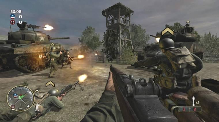 A Call of Duty 3 is játszható Xbox One-on bevezetőkép