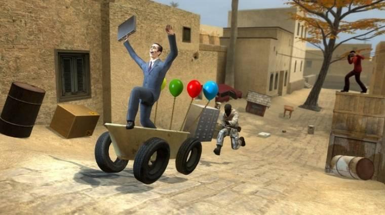 Unreal Engine 4-es sandbox játékon dolgoznak a Garry's Mod készítői bevezetőkép