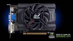 GeForce GT 430 4 GB memóriával az Inno3D-től kép