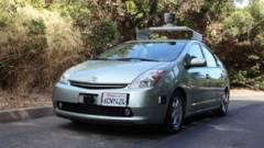 Önműködő autókat tesztel a Google kép