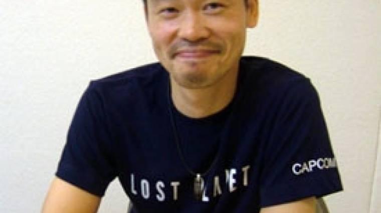 Keiji Inafune otthagyja a Capcom-ot bevezetőkép
