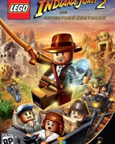 LEGO Indiana Jones 2: The Adventure Continues kép