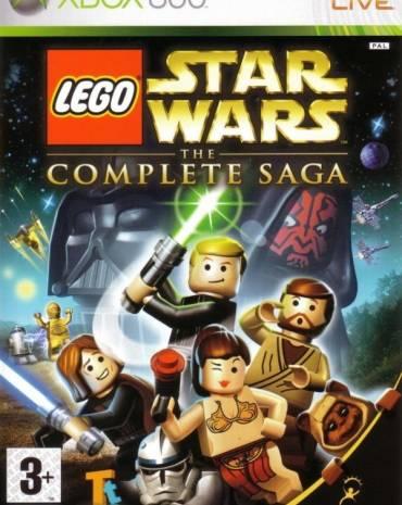 LEGO Star Wars: The Complete Saga kép