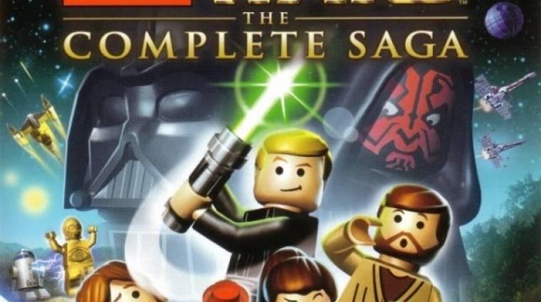 LEGO Star Wars: The Complete Saga - zsebedben a jedik bevezetőkép