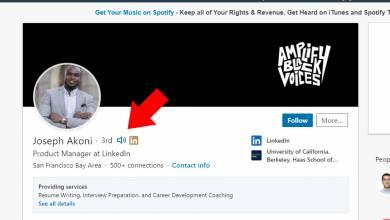 Egyszerű, de nagyszerű újítást kap a LinkedIn kép