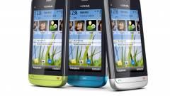 Nokia C5-03: olcsó, symbianes, érintős kép