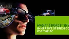 NVIDIA 3D Vision több mint 1000 terméken kép