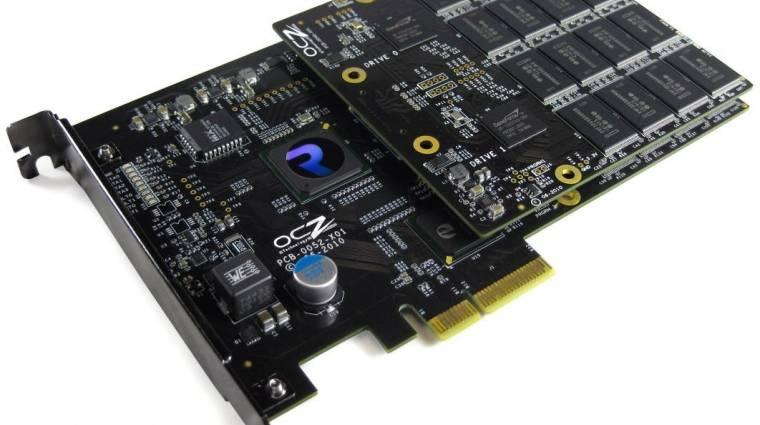 Intel, Dell és IBM: cél a szabványos PCIe SSD kép