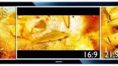 Jön a Philips 21:9-es tévéje megnagyobbítva kép