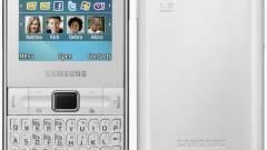 Samsung: QWERTY-s mobilt mindenkinek kép