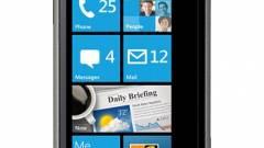 Itt a T-Mobile első Windows Phone 7-es mobilja kép