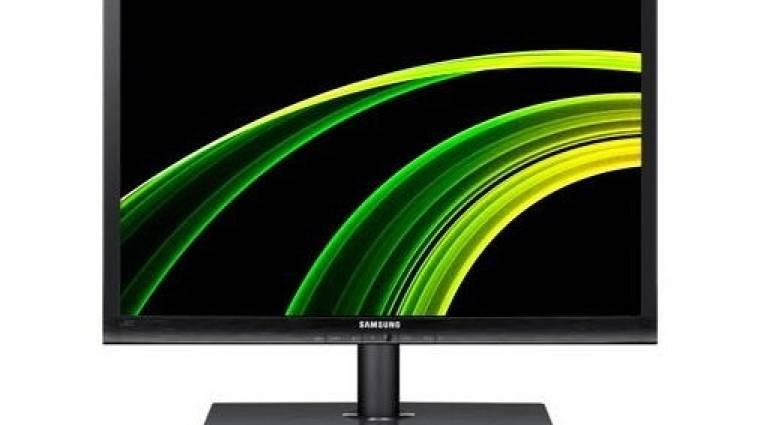 Európában a Samsung PLS-paneles monitorai kép