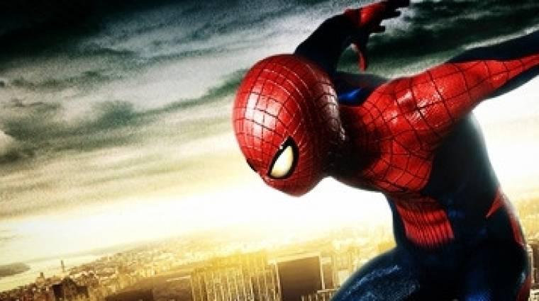 The Amazing Spider-Man trailer: szép, de mi ez? bevezetőkép