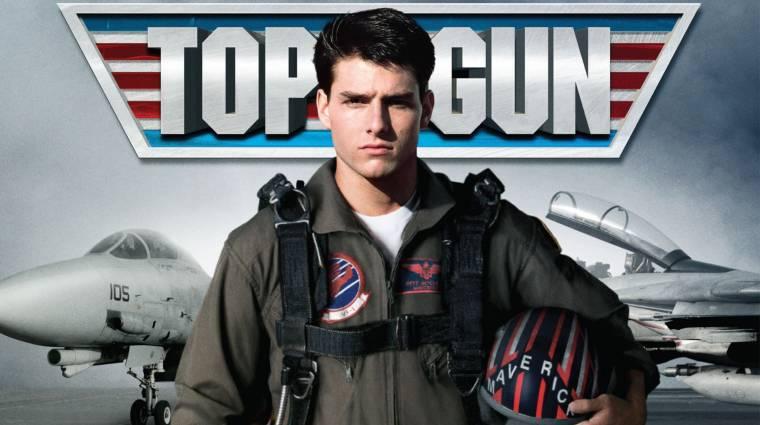 Premierdátumot és rendezőt kapott a Top Gun 2 kép